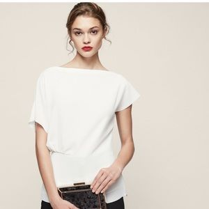 Reiss Tops - NWOT Reiss Sanna Asymmetrical Top